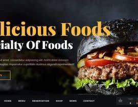 #105 для Food reviews Website от mdakshohag