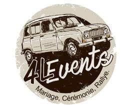 nº 51 pour Vintage car logo creation par irisdesign