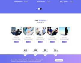 Nro 9 kilpailuun Design an Awesome Landing Page käyttäjältä whitebeast