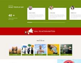 Nro 4 kilpailuun Design an Awesome Landing Page käyttäjältä anasmunir88