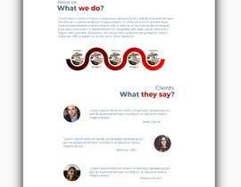 Nro 17 kilpailuun Design an Awesome Landing Page käyttäjältä DesignVibes4U