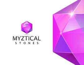 #79 untuk I need a logo designed for a crystal energy healing website oleh jamalshaikh472