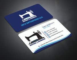 Nro 42 kilpailuun Design a Visiting card käyttäjältä creativeworker07