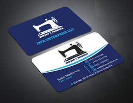 Nro 46 kilpailuun Design a Visiting card käyttäjältä creativeworker07