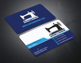 Nro 48 kilpailuun Design a Visiting card käyttäjältä creativeworker07