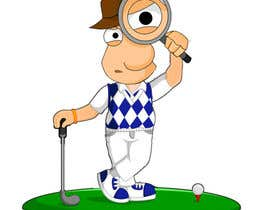 #3 for add some golf clothing to 3 cartoon characters af Shtofff
