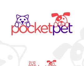 "#104 for Design a Logo for a online presence names ""pocketpet"" by habib346"