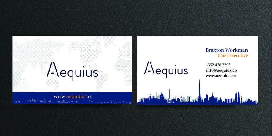 Penyertaan Peraduan #636 untuk Business Card Design