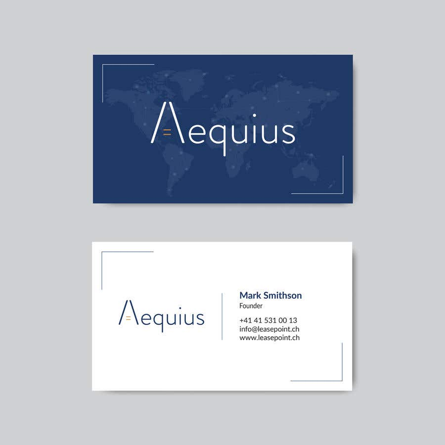 Penyertaan Peraduan #                                        740                                      untuk                                         Business Card Design