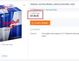 #5 para Looking to source one millions cans of Red Bull por sathishleo5897