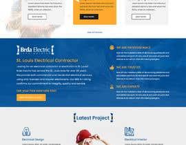 farahdeziner tarafından Re-Design Website Homepage için no 8