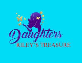 #10 for My daughter has started a hobby/business selling second hand goods. The name of the business is RILEY'S TREASURES. Attached pics show her favourite colours from a tv cartoon she likes. by voktowkumar