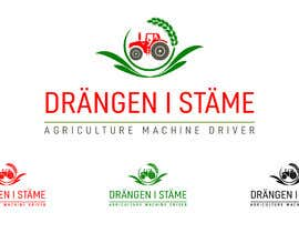 #8 for Logo for agriculture machine driver by abadoutayeb1983