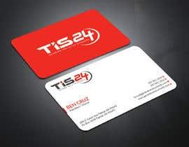 #268 for business card af pritishsarker