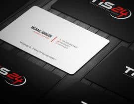 #593 for business card af danish4456