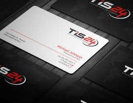 #605 for business card af danish4456