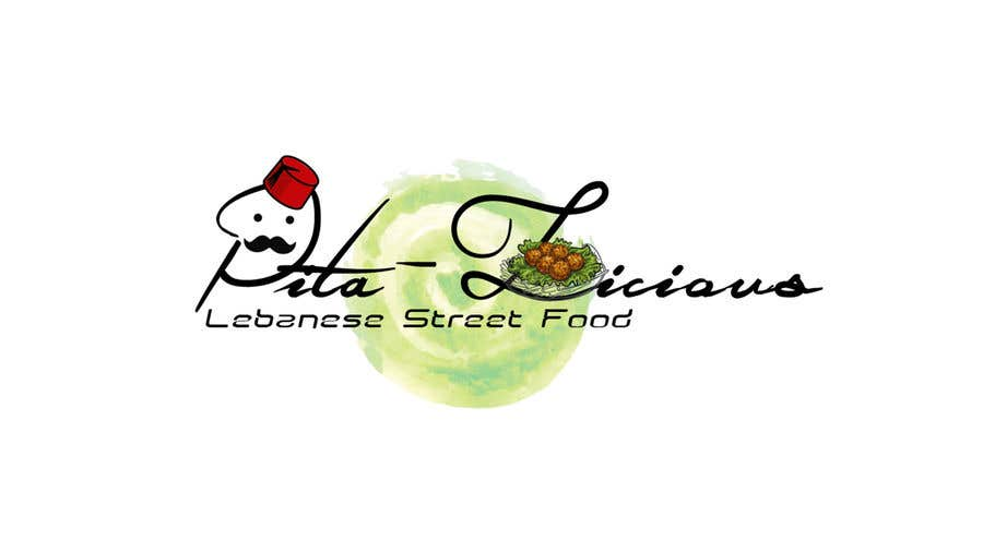 Contest Entry #302 for Lebanese Street food Logo