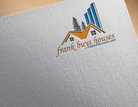 #115 pentru frank buys houses logo de către XpertDesign9