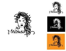 #127 pentru Design a beautiful, simple, and unique medusa themed logo [Potential Bonus] de către kaushalyasenavi