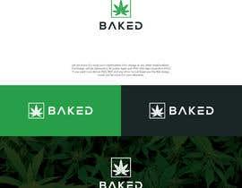#337 pentru Cannabis Logo Design de către Darinhester