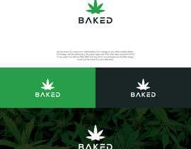 #342 pentru Cannabis Logo Design de către Darinhester