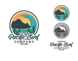 #111 для Design a graphic for a surf company in Canada от BadWombat96