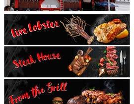 #14 for Restaurant Front Graphic Design af maryamnazargol