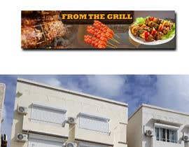 #10 for Restaurant Front Graphic Design af ionariona
