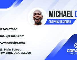 #188 для I need a business card for my Accounting Office, I attached the current design so that you can see the info I want to display. The business card should be minimal, I do not want images to take a lot of space, I clean logo would be perfect! от ibrachawi