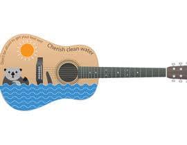 #24 для On Face of a Guitar is the Artist от Moshiur0101