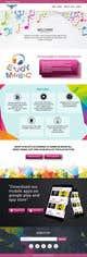 """Pictograma corespunzătoare intrării #3 pentru concursul """"Designs for Media and Entertainment Website"""""""