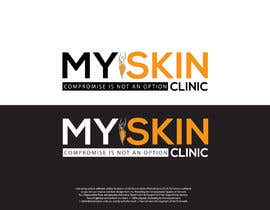 #126 untuk Logo, business card and stationary  design for medical skin clinic oleh SafeAndQuality