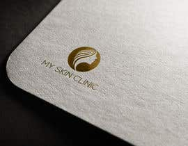 #136 untuk Logo, business card and stationary  design for medical skin clinic oleh creativedesign74