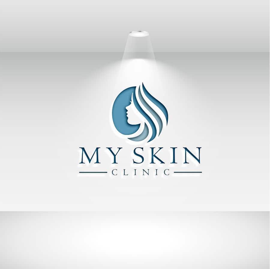 Penyertaan Peraduan #139 untuk Logo, business card and stationary  design for medical skin clinic