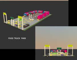 #16 для Food Truck Park Design & Renders от sonnybautista143