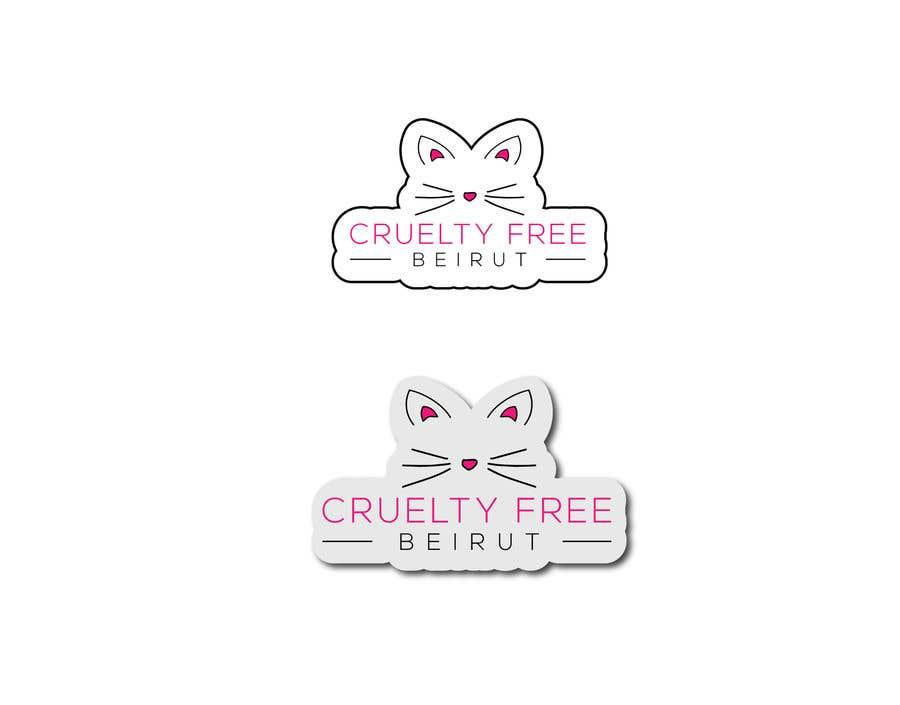 "Kilpailutyö #14 kilpailussa Create a cute logo for a ""Cruelty-Free"" Product Review Blog"