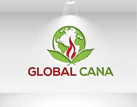 #7 для I need a logo designed for a company called Global Cana. I would like the logo to have a flame in. Play around and get creative. This is a CBD company. от mindreader656871