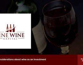 #52 cho Fine Wine Capital AG bởi JStalins