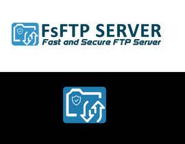 #2 for I wish for an FTP server 1 logo and 1 favicon by Sadmansakib7548