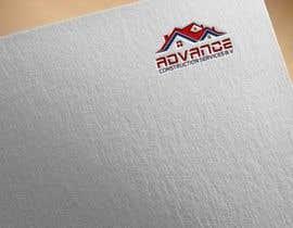 #118 for Logo Design: Advance Construction Services B.V af tousikhasan
