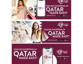 #5 untuk Design of 3 banners for App advertisements campaign oleh ephdesign13