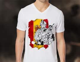 #2 untuk Diseño para una camiseta oleh adalbertoperez
