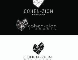 #176 for Cohen-Zion diamonds logo by rhythmnasim77