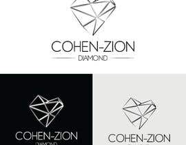#189 for Cohen-Zion diamonds logo by rhythmnasim77