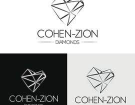 #211 for Cohen-Zion diamonds logo by rhythmnasim77