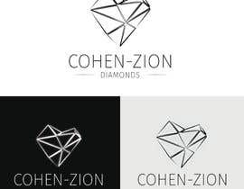 #212 for Cohen-Zion diamonds logo by rhythmnasim77