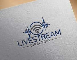 #33 para Design logo for: LIVESTREAM.directory de shahadatmizi