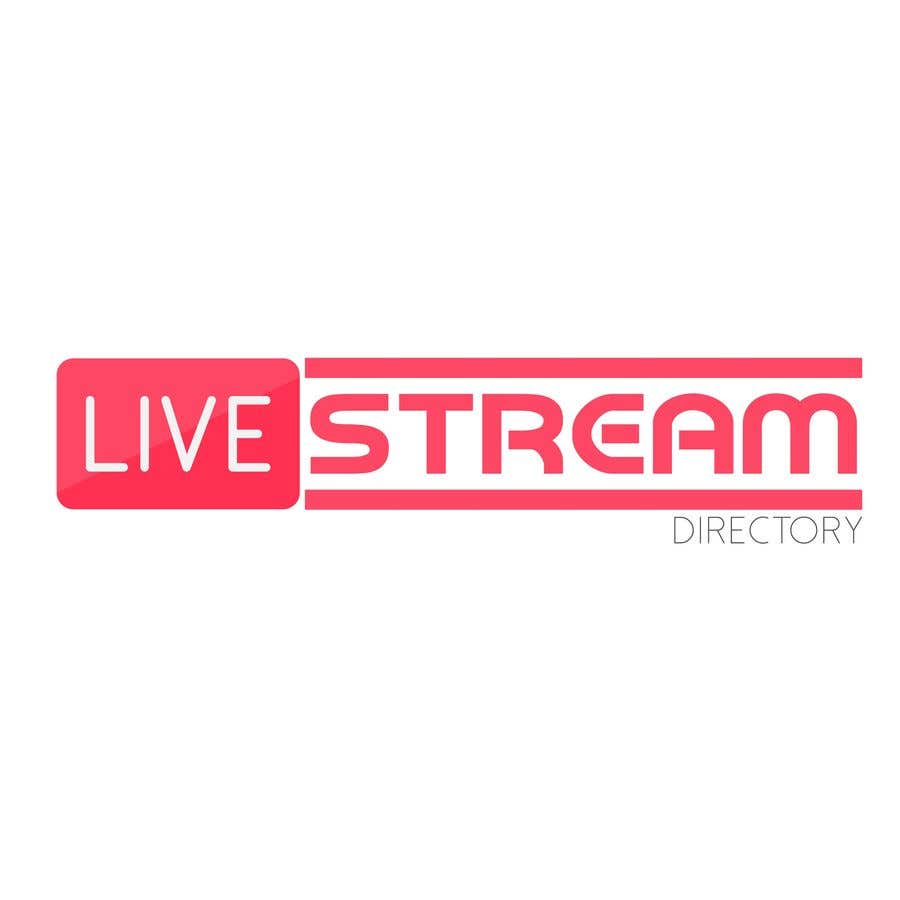 Contest Entry #                                        124                                      for                                         Design logo for: LIVESTREAM.directory