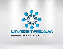 #36 para Design logo for: LIVESTREAM.directory de jarif12