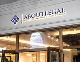 """#246 for Logo Design: """"AboutLegal"""" by tanvirahmmed67"""